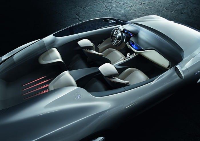 Maserati Alfieri Roof - Surf4cars