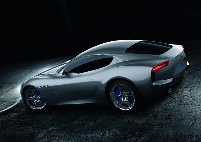 Maserati Alfieri Side - Surf4cars