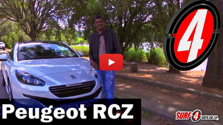 Peugeot RCZ 1.6 THP (2014): Video Review