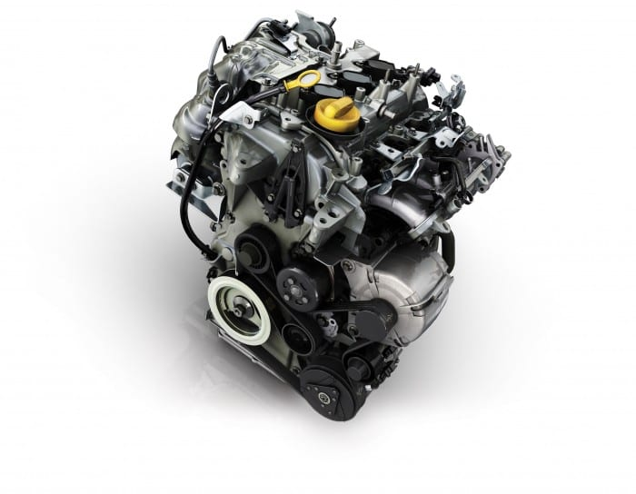 Sandero-Engine-H4Bt-3cylinder