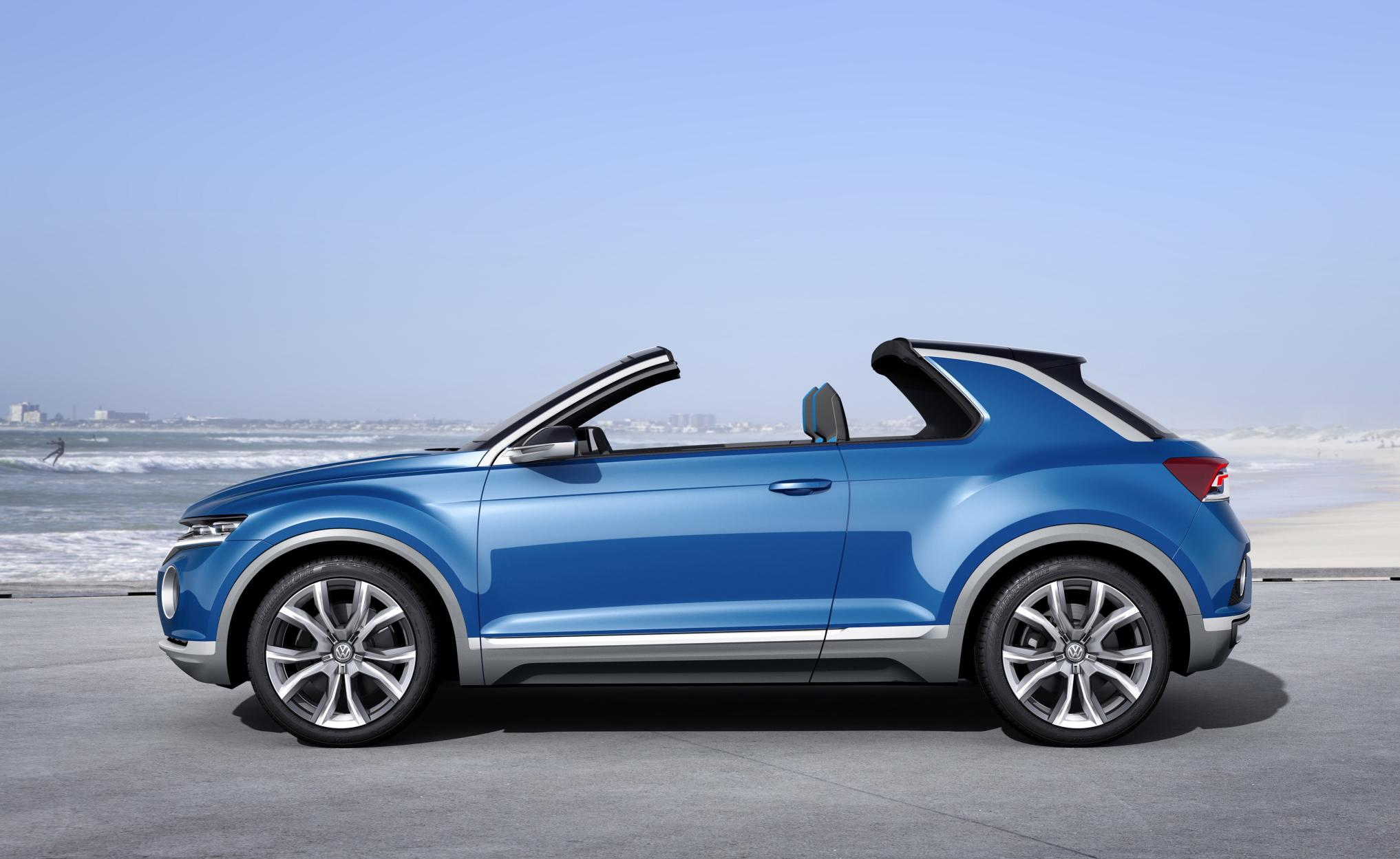 Volkswagen's Topless SUV: Latest News