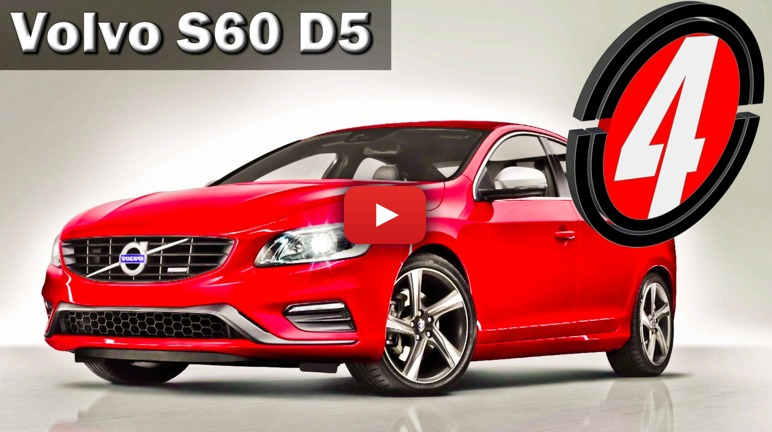 Volvo S60 D5 Elite Geartronic (2014): Video Review