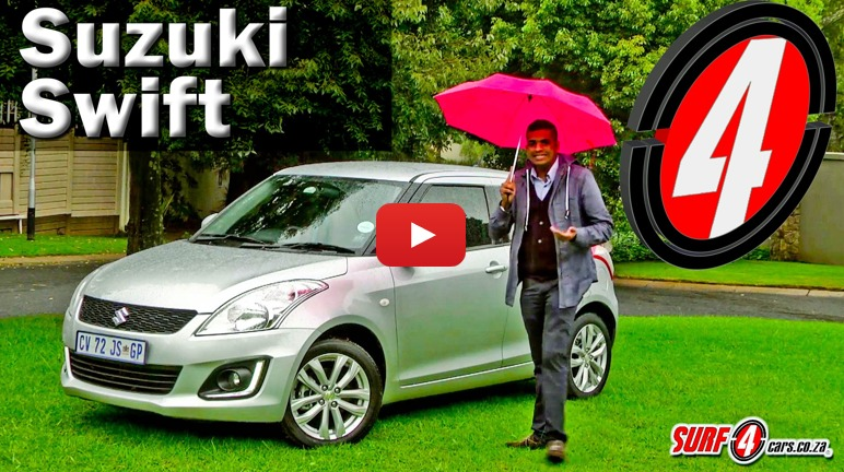 Suzuki Swift 1.4 GLS (2014): Video Review