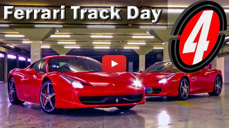 Ferrari 458 Italia (2014): Feature