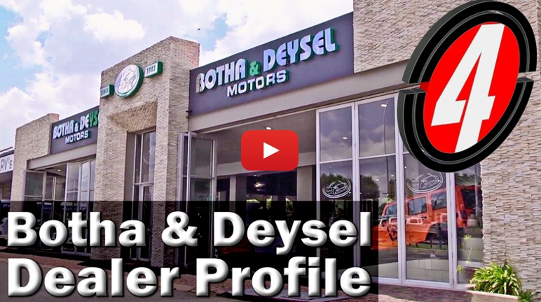 Botha & Deysel Motors: Dealership Profile
