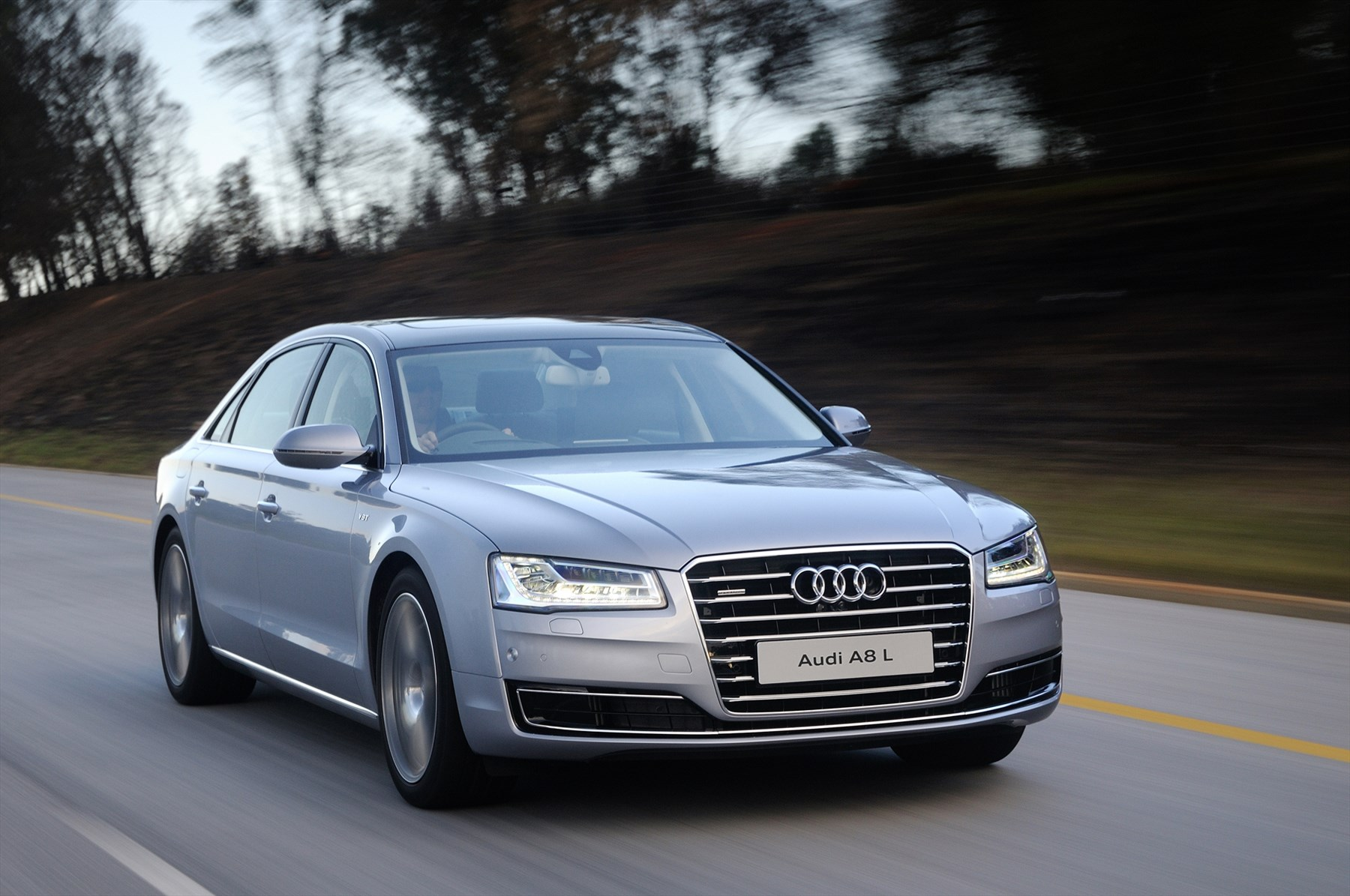 Minor Updates For Audi Flagship: Latest News