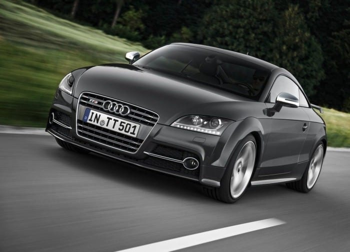 Audi TTS competition Motion - Surf4cars
