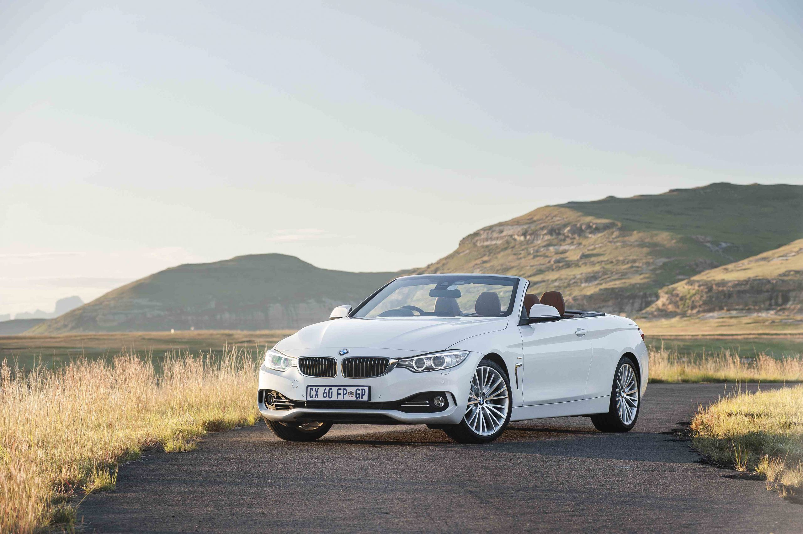 Topless BMW 4-Series Lands: Latest News