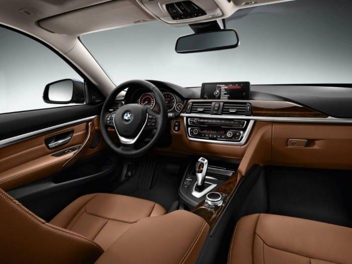 BMW 4-Series Coupe Driver Cockpit - Surf4cars