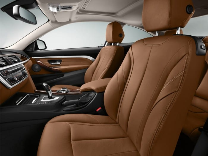 BMW 4-Series Coupe Interior - Surf4cars