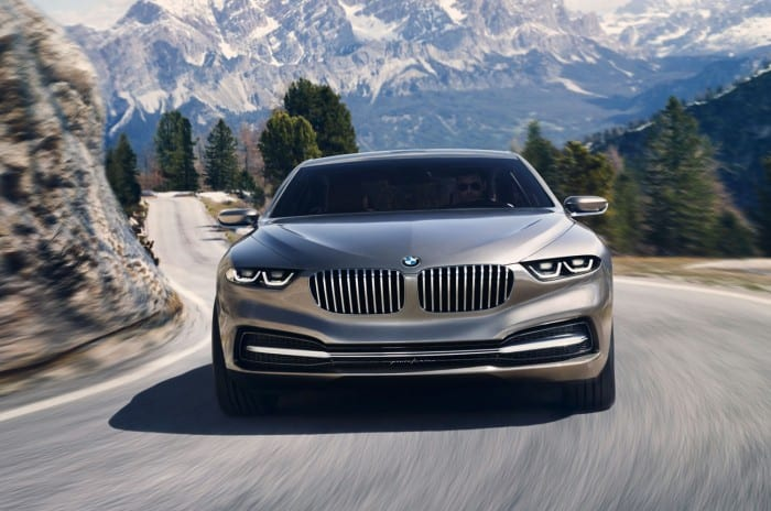 BMW Gran Lusso Front - Surf4cars