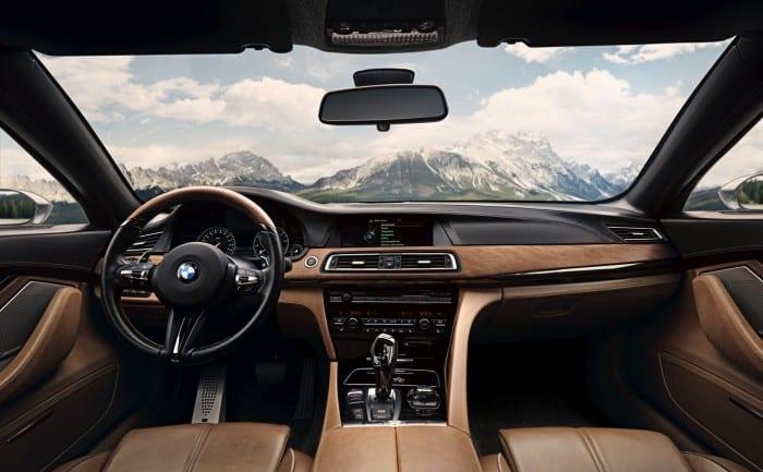 BMW Gran Lusso Interior - Surf4cars