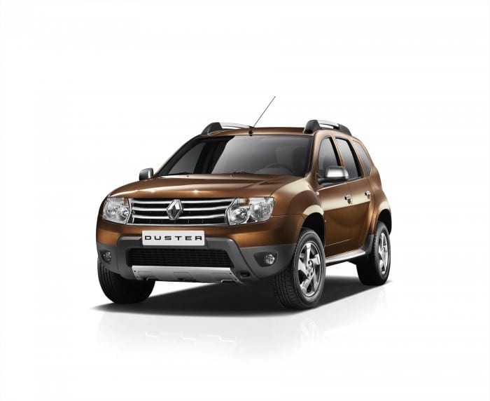 Renault Duster Background - Surf4cars