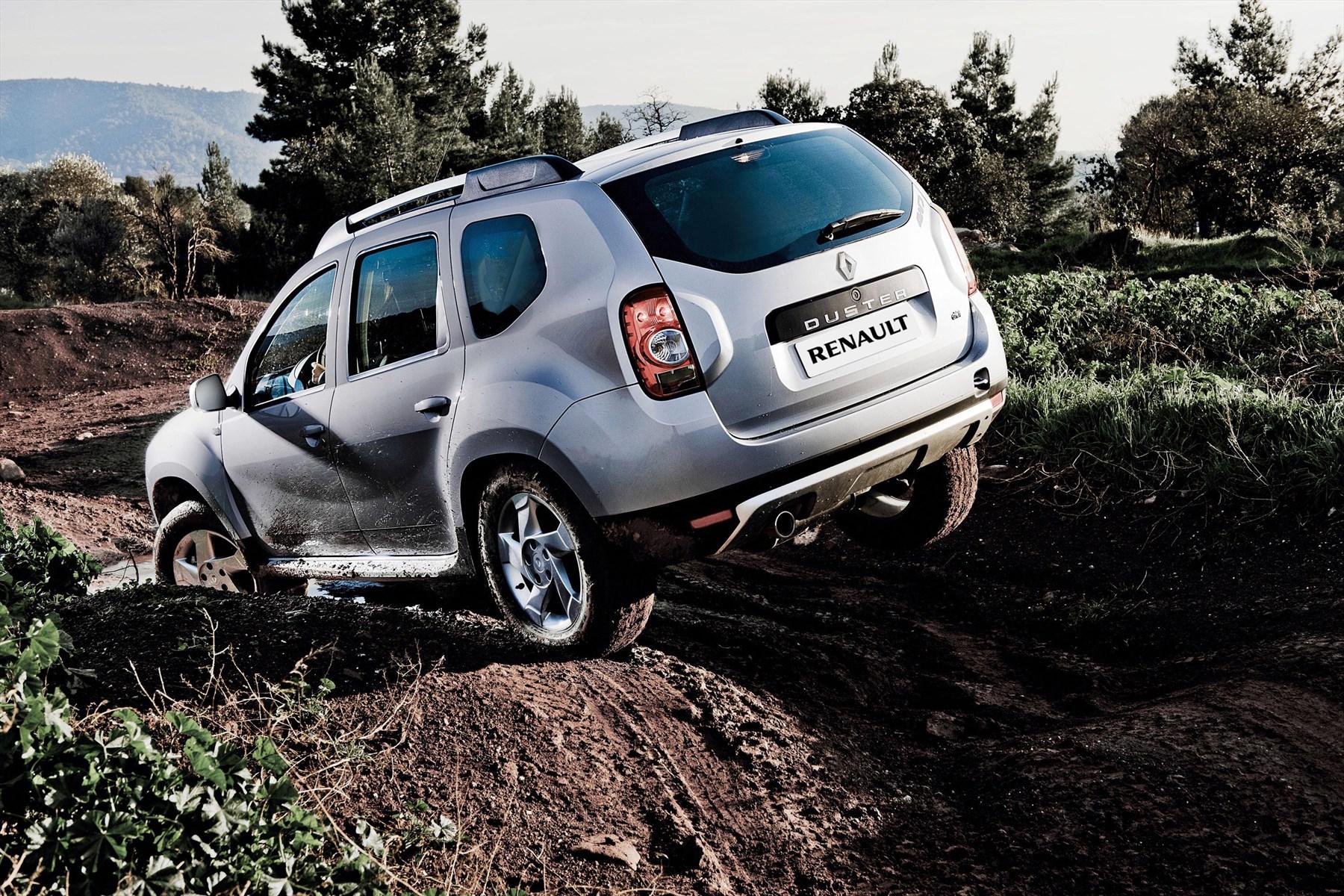 Renault Duster 1.5 dCI Dynamique 4×4 (2014): New Car Review
