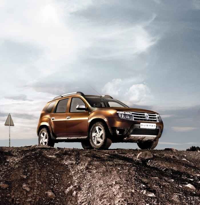Renault Duster Hill - Surf4cars