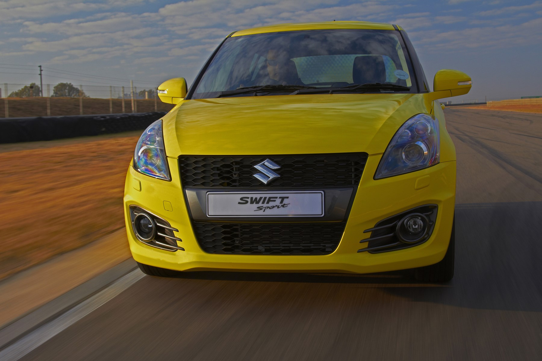 Suzuki Swift Sport (2014): New Car Review