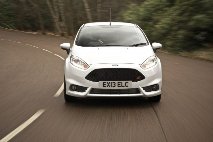 Ford Fiesta ST - Surf4cars