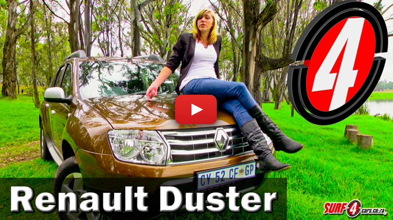 Renault Duster 1.5 dCI (2014): Video Review