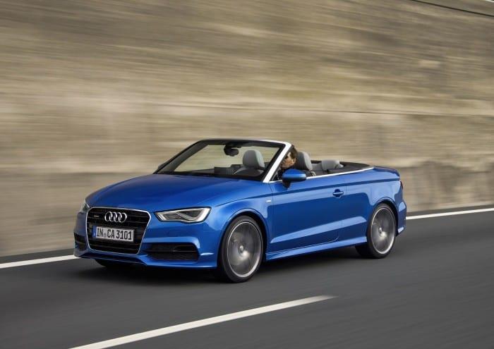 Audi A3 Cabriolet Motion - Surf4cars