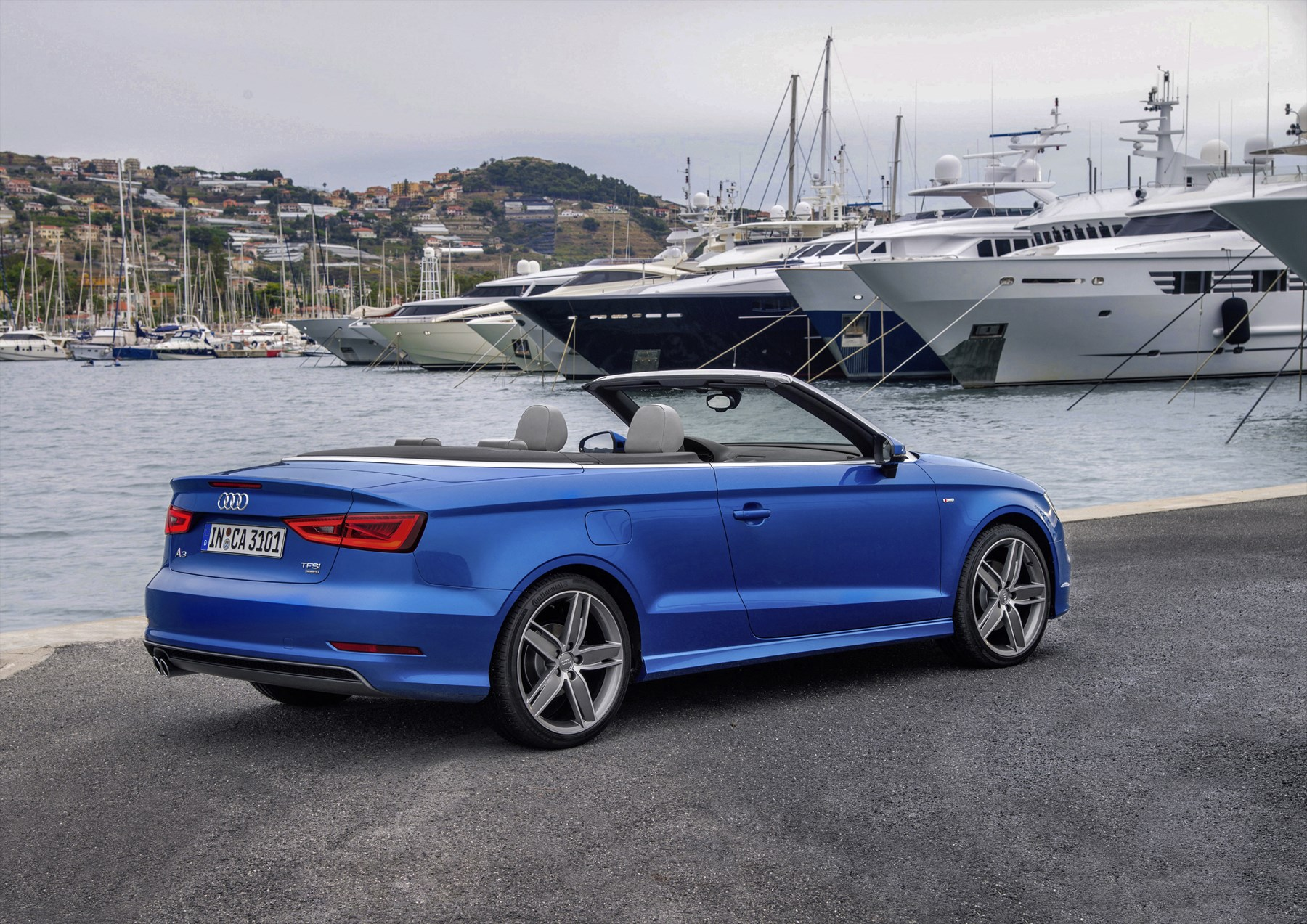 Topless Audi A3 Now Available: Latest News