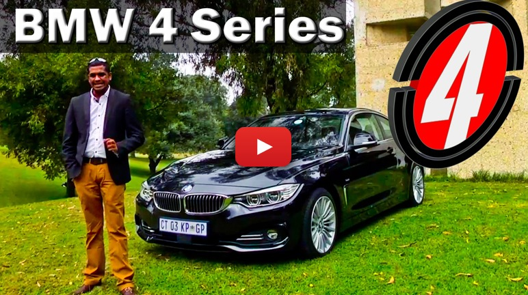BMW 435i Steptronic (2014): Video Review