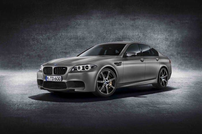 BMW M5 30 Jahre Side - Surf4cars