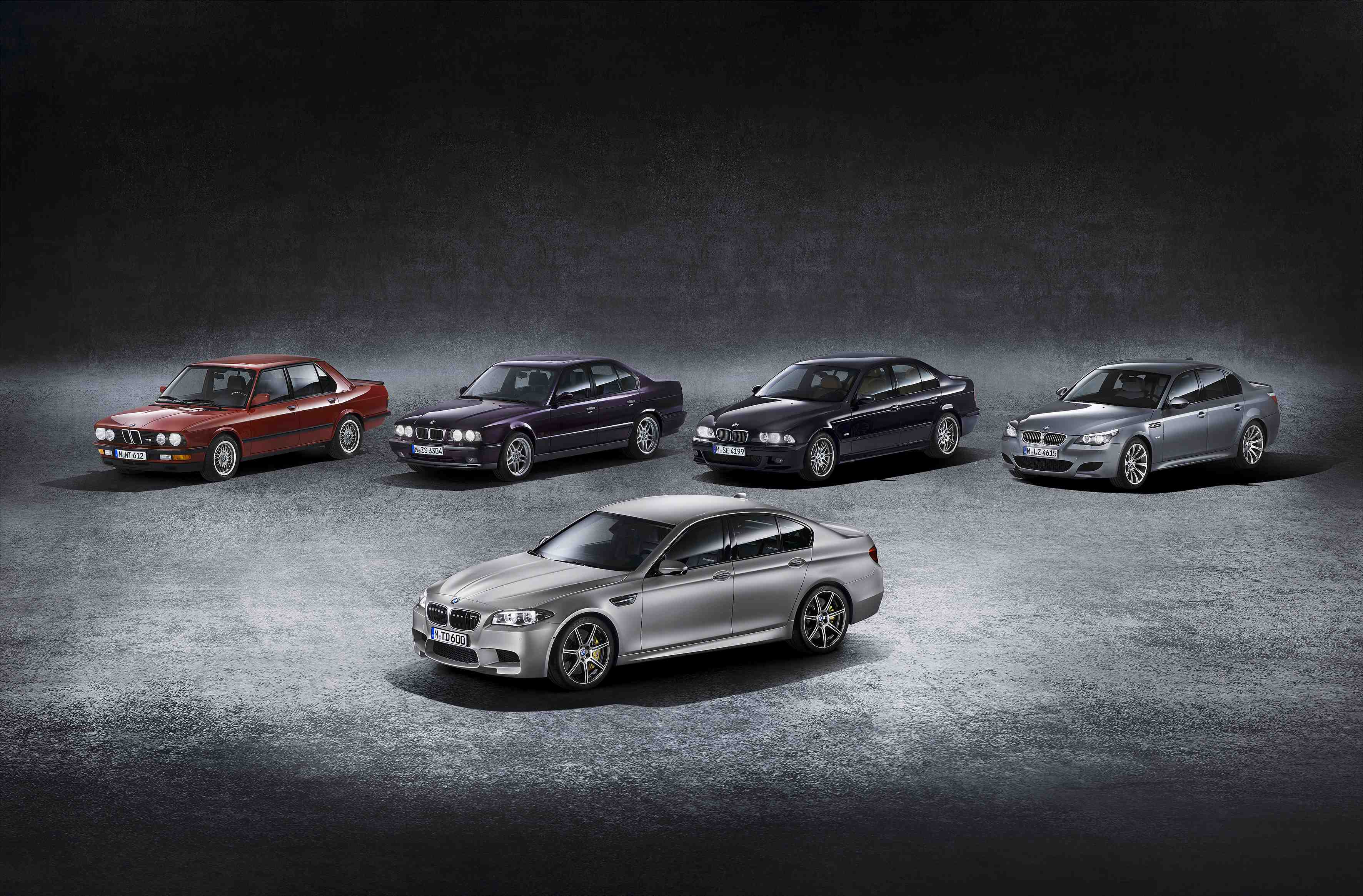 BMW Celebrates Mighty M5: Latest News