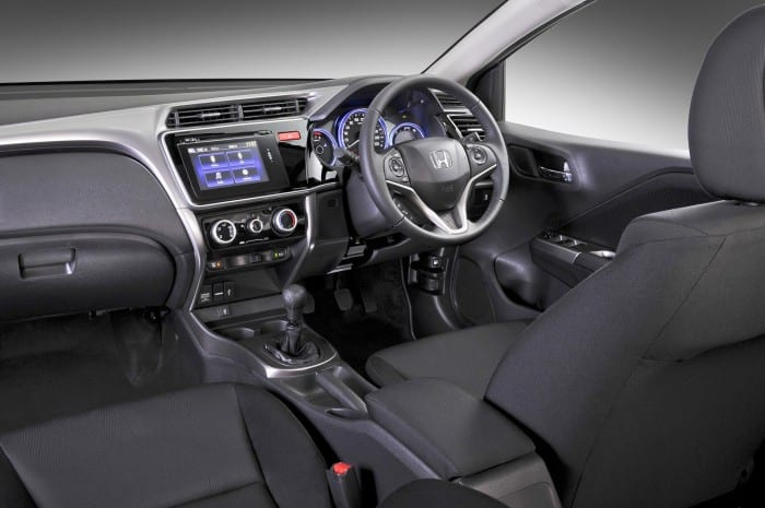 Honda Ballade Interior - Surf4cars