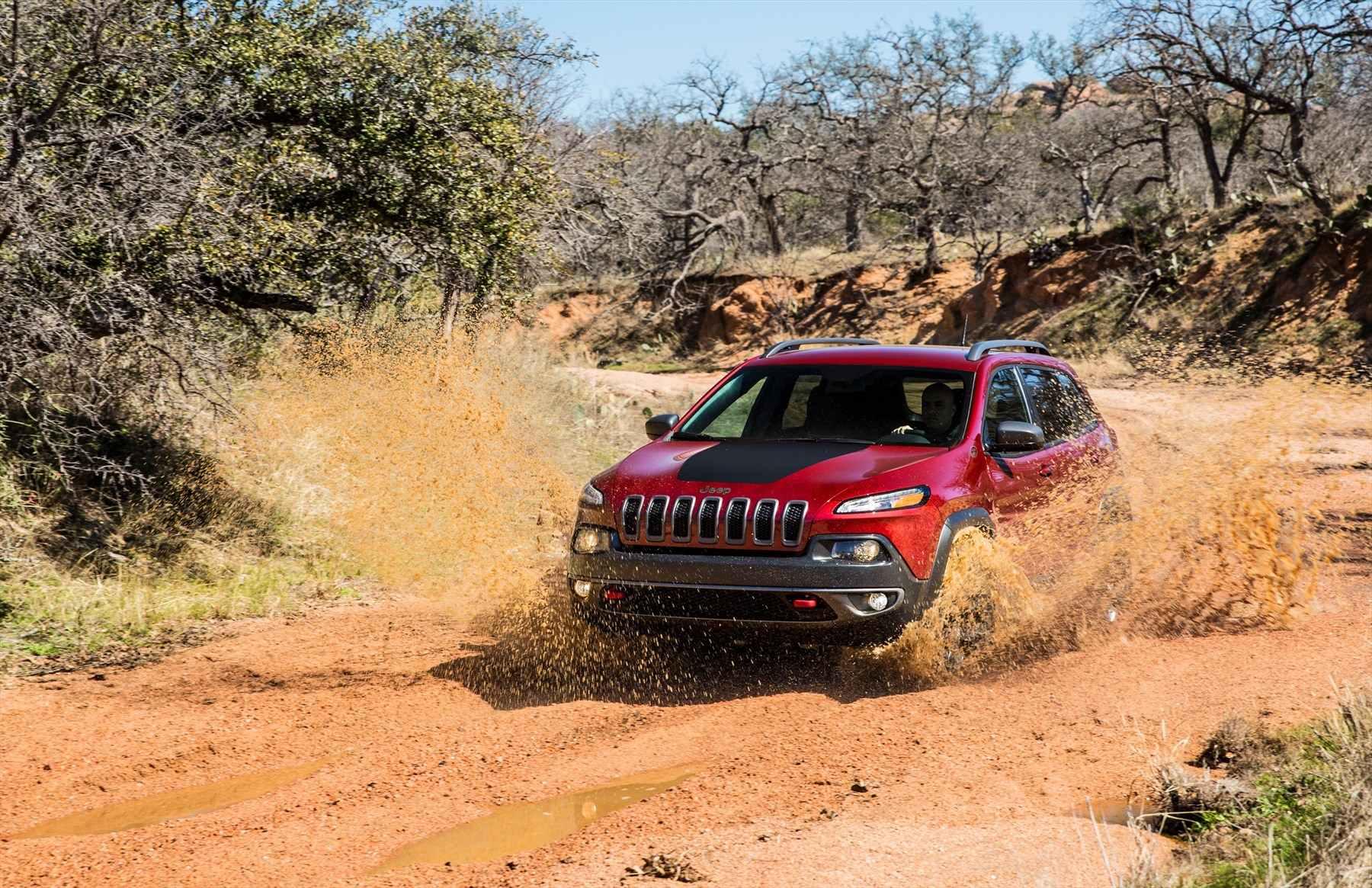 Jeep Cherokee (2014): Launch Drive