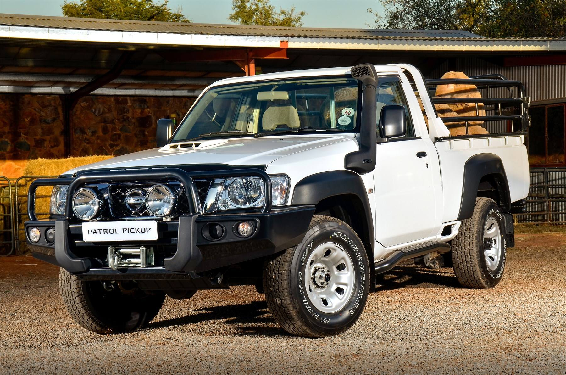 Nissan Patrol Pickup Launched: Latest News