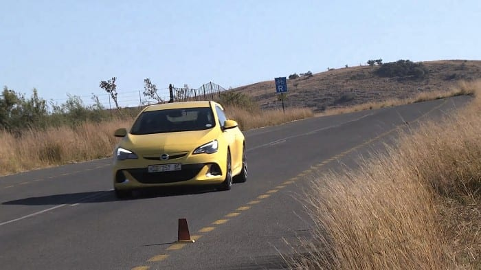 Opel Astra OPC Left Side - Surf4cars