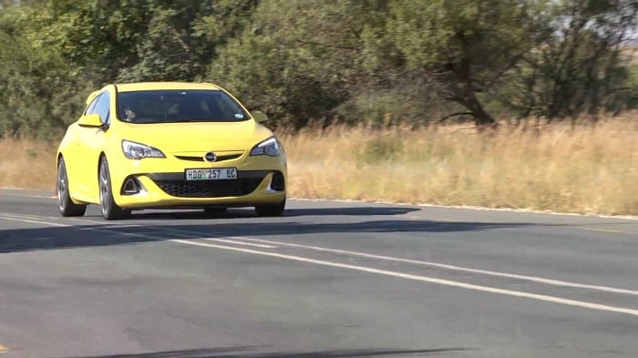 Opel Astra OPC Right Side - Surf4cars