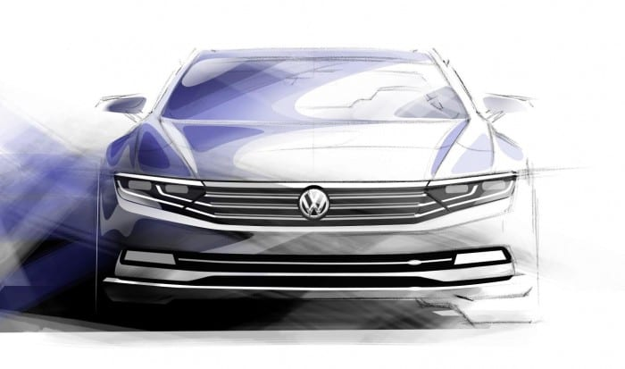 New Passat - Surf4cars