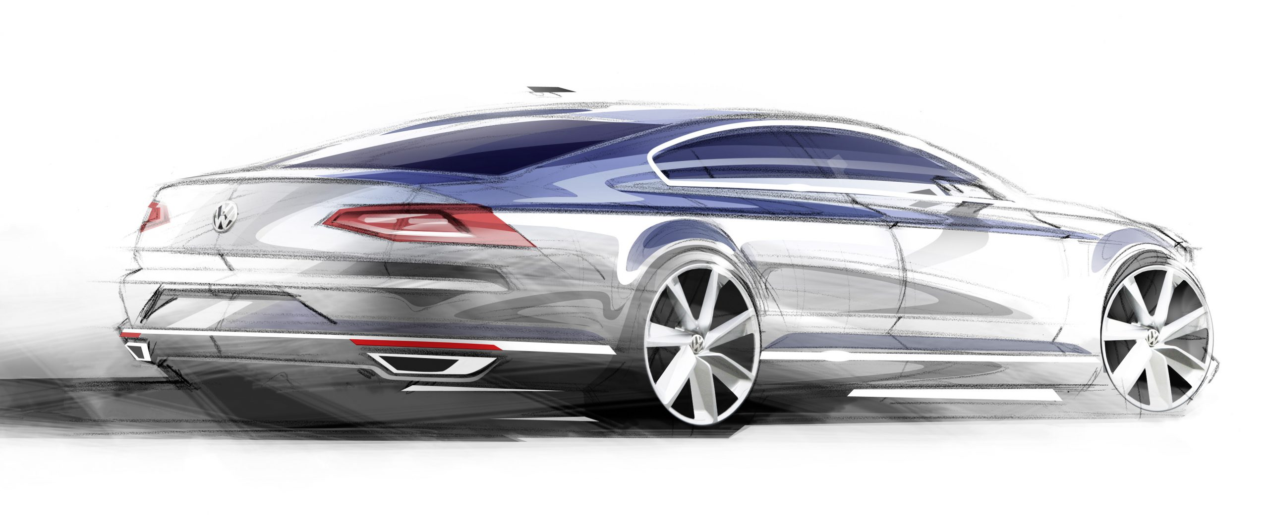 Volkswagen Teases New Passat Latest News Motoring 2013 Wiring Diagram