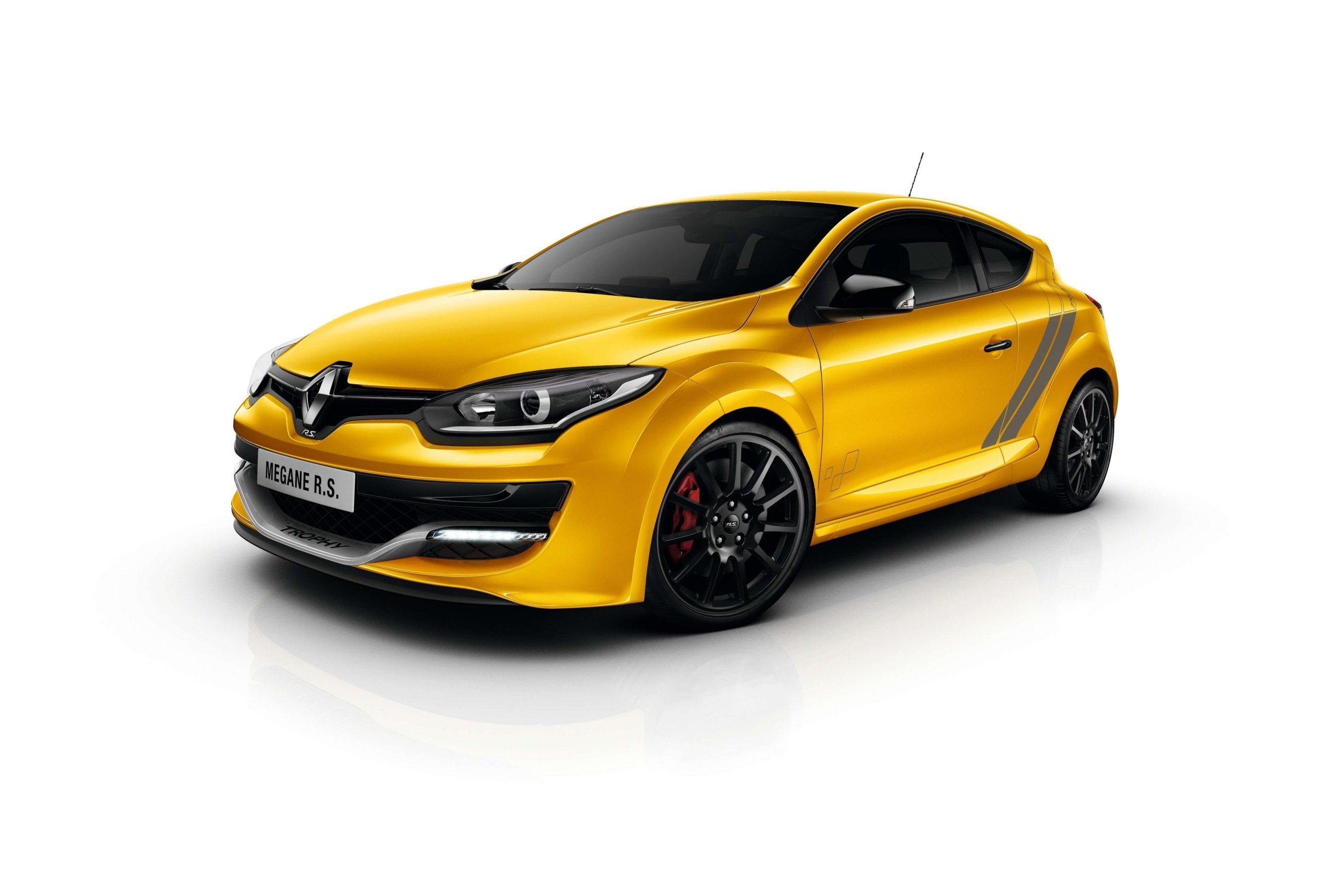 Renault Releases Racier Megane: Latest News