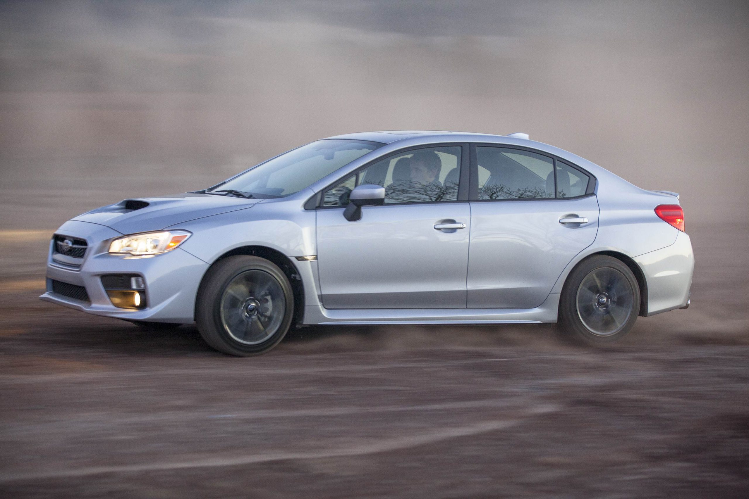 Subaru WRX (2014): Launch Drive