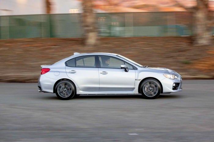 Subaru WRX Side - Surf4cars