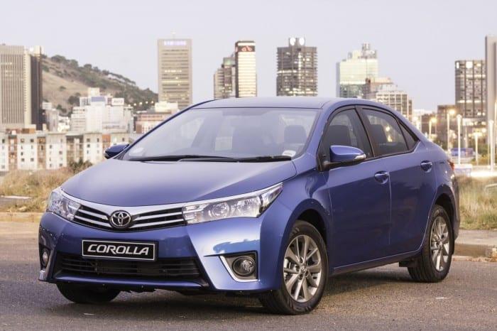 Toyota Corolla Side Left - Surf4cars