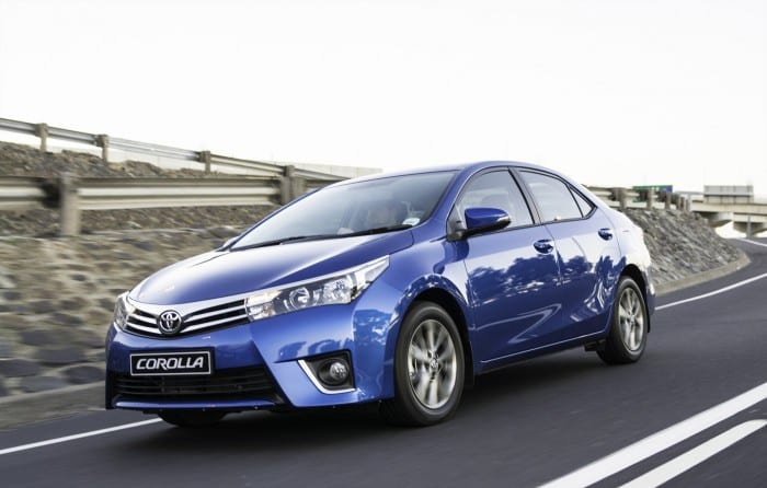 Toyota Corolla Side Motion - Surf4cars