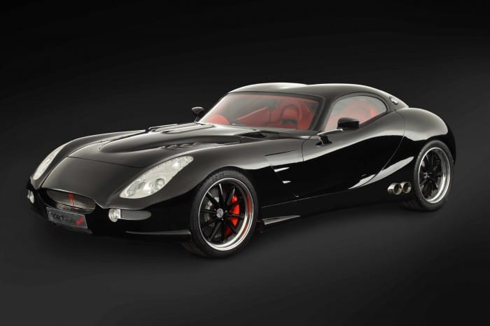 Trident Iceni Front Side - Surf4cars
