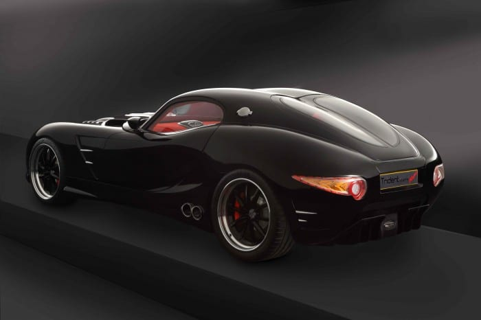 Trident Iceni Rear Side - Surf4cars