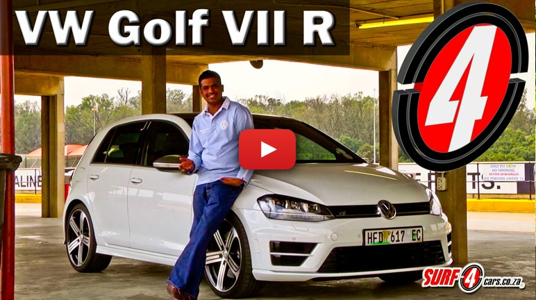 Volkswagen Golf R DSG (2014): Video Review