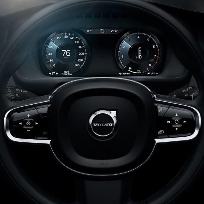 Volvo XC90 Steering - Surf4cars