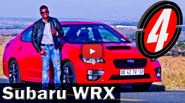 Subaru WRX (2014): Video Review