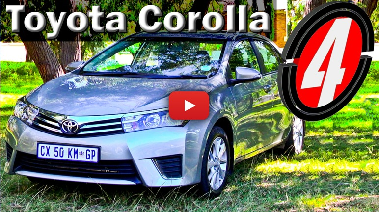 Toyota Corolla 1.6 Prestige (2014): Video Review