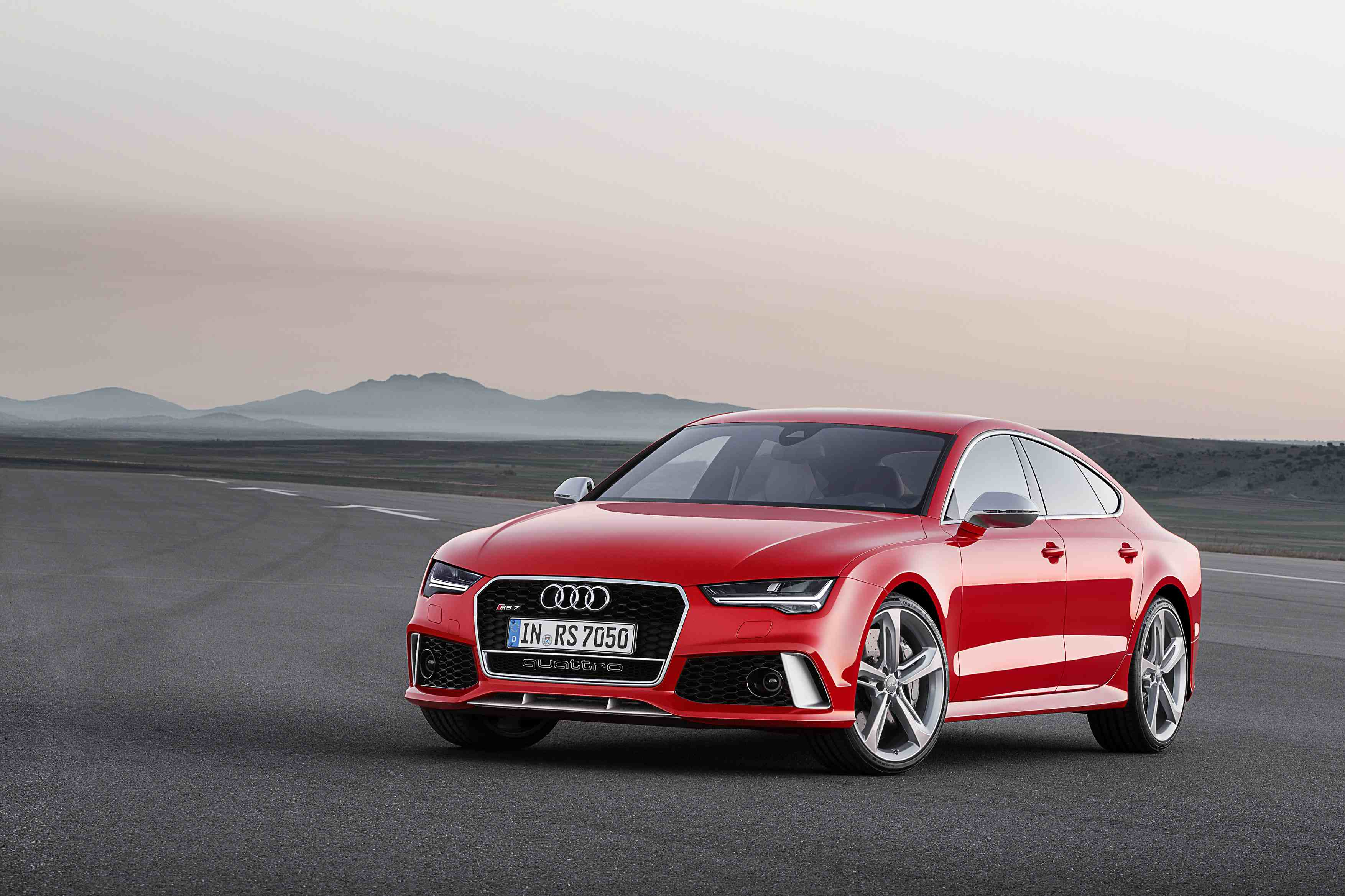Mild Tweaks For Mad Audi RS7: Latest News