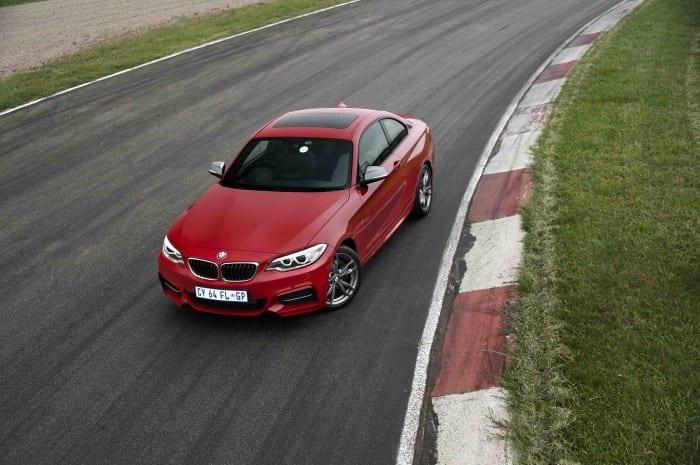 BMW 2 Series Track - Surf4cars