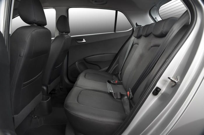 Hyundai i10 Interior - Surf4cars