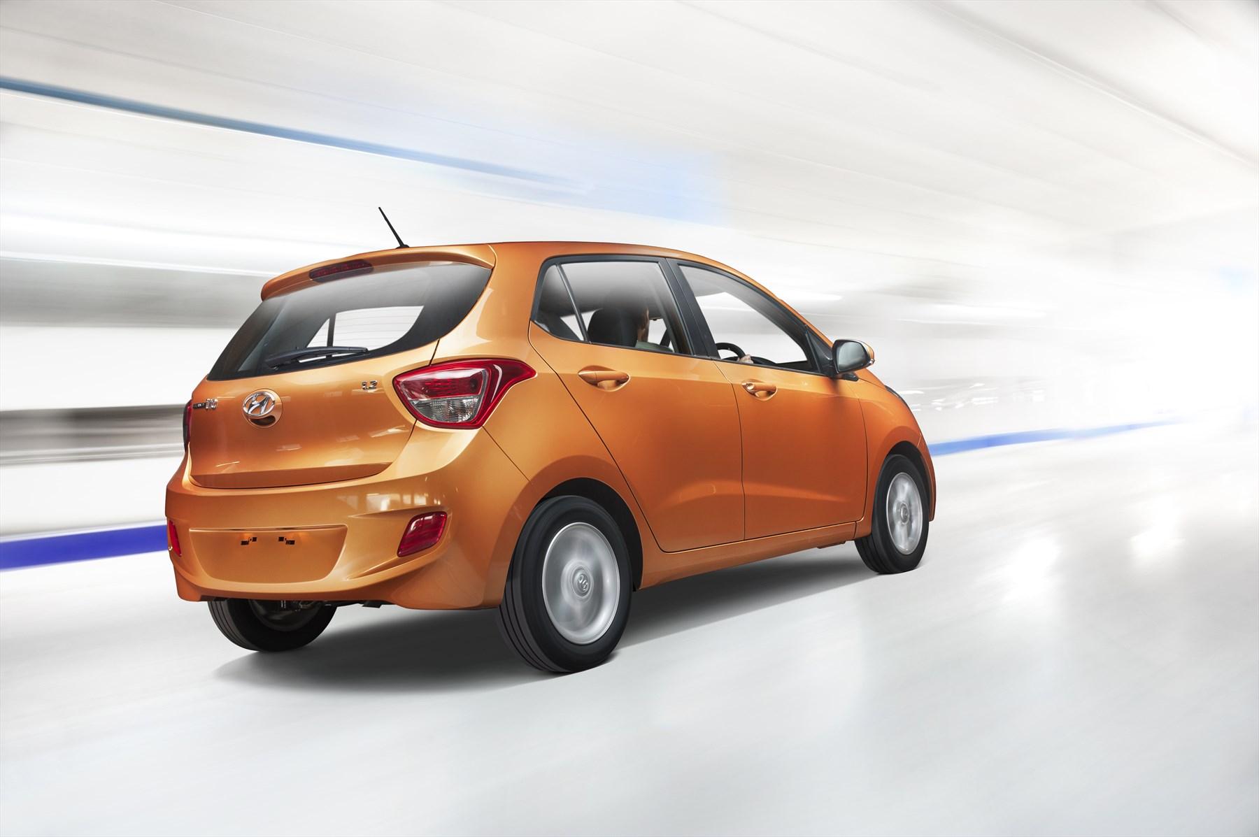 Hyundai i10 Makes Grand Entrance: Latest News