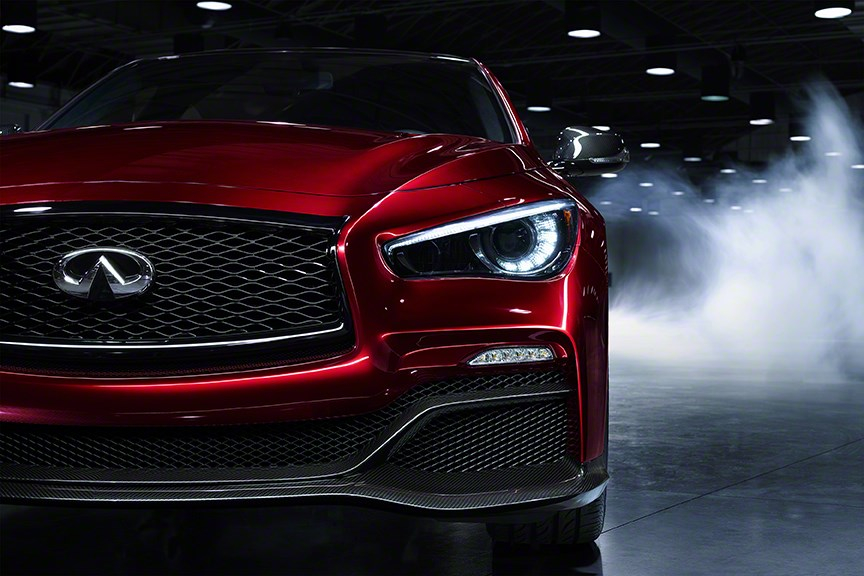 Infiniti Q50 Lands In SA: Latest News